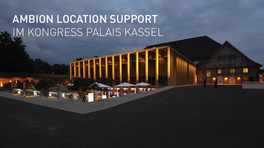location support kongress palais kassel. Black Bedroom Furniture Sets. Home Design Ideas